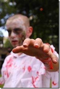 2011-10-23 Brisbane Zombie Walk 2129