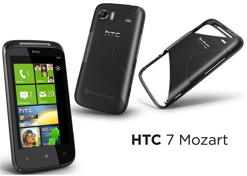 Windows Phone 7 and the HTC Mozart