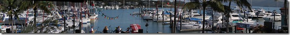 hamilton island yacht club view