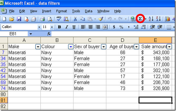 excel how to make formula visible